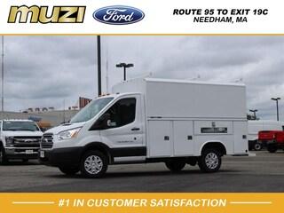 New 2019 Ford Transit-350 Cutaway Base 350  138 in. WB SRW Cutaway Chassis for sale near Boston MA at Muzi Ford