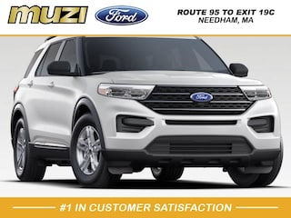New 2021 Ford Explorer XLT SUV for sale in Needham MA