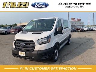 New 2020 Ford Transit-250 Crew 250 Van Low Roof Van for sale near Boston MA at Muzi Ford