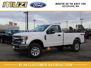 New 2020 Ford F-250 STX Truck Regular Cab for sale near Boston MA at Muzi Ford