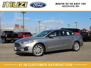 New 2020 Ford Fusion SE Sedan for Sale in Boston, MA at Muzi Ford