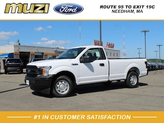 New 2019 Ford F-150 XL Truck Regular Cab for sale near Boston MA at Muzi Ford