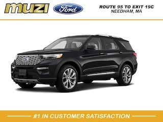 New 2021 Ford Explorer Platinum SUV for sale in Needham MA