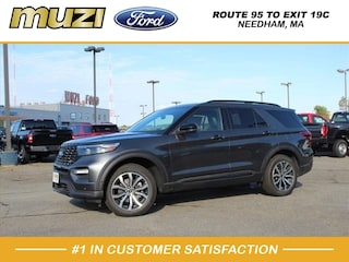 New 2020 Ford Explorer ST SUV for sale in Needham MA