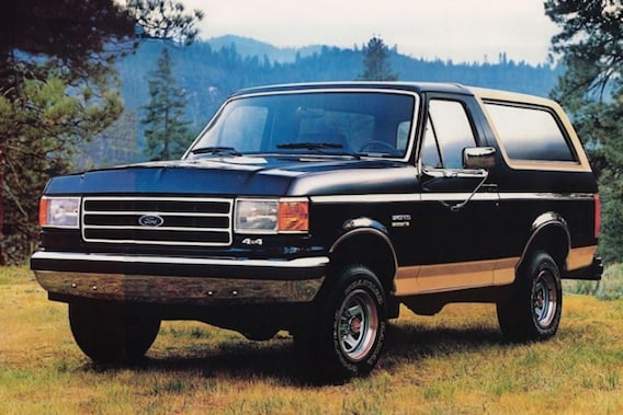 New 2020 Ford Bronco Release Date At Muzi Ford Serving
