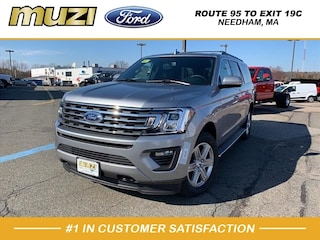 New 2020 Ford Expedition Max XLT SUV for sale near Boston MA at Muzi Ford