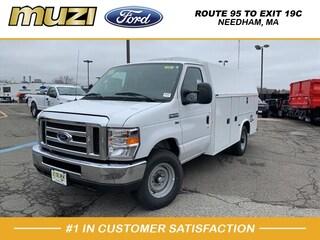 New 2019 Ford E-350 Cutaway E-350 SD Truck for sale near Boston MA at Muzi Ford