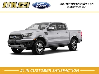 New 2020 Ford Ranger Lariat Truck SuperCrew for sale near Boston MA at Muzi Ford