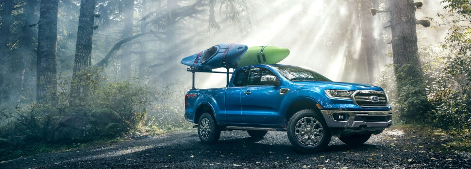 New Ford Ranger Truck