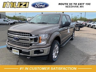 New 2020 Ford F-150 XLT Truck SuperCrew Cab for sale near Boston MA at Muzi Ford