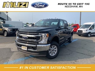 New 2020 Ford F-350 STX Truck Crew Cab for sale near Boston MA at Muzi Ford