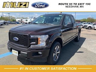 New 2019 Ford F-150 STX Truck SuperCab Styleside for sale near Boston MA at Muzi Ford