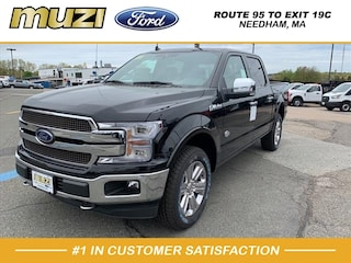 New 2020 Ford F-150 King Ranch Truck SuperCrew Cab for sale in Needham MA