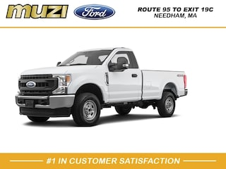 New 2020 Ford F-250 XL Truck Regular Cab for sale near Boston MA at Muzi Ford