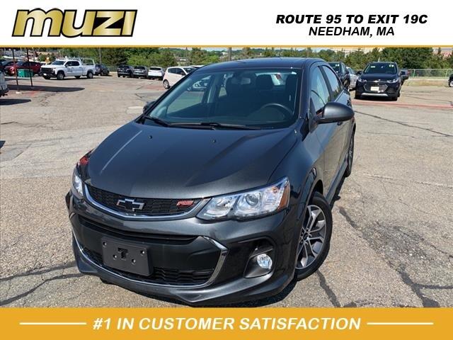 Used 2018 Chevrolet Sonic LT Auto for sale near Boston at Muzi Ford
