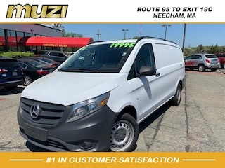 Used 2016 Mercedes-Benz Metris Cargo for sale near Boston at Muzi Ford