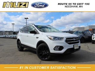 New 2018 Ford Escape SEL AWD SEL  SUV for sale near Boston MA at Muzi Ford