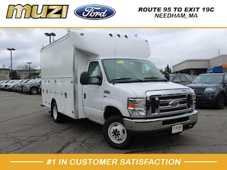2019 Ford E-350 Box Truck E-350 SD E-350 SD  138 in. WB DRW Cutaway