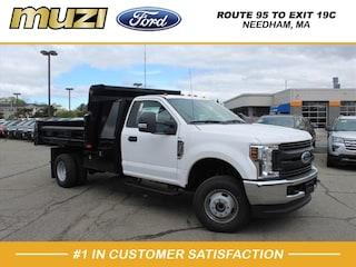 2019 Ford F-350 With Rugby Dump Body XL 4x4 XL  Regular Cab 169 in. WB DRW