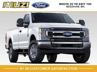 New 2020 Ford F-350 XLT Truck Regular Cab for sale near Boston MA at Muzi Ford
