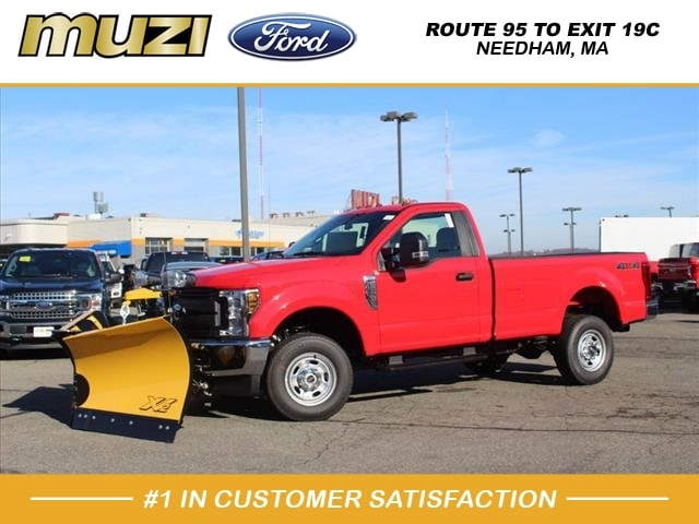 Ford Snow Plow Truck Massachusetts | Plow Truck In MA | At