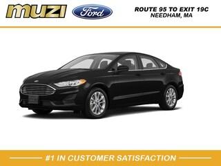New 2020 Ford Fusion SE Sedan for sale in Needham MA