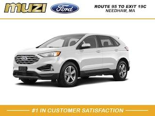 New 2020 Ford Edge SEL SUV for sale near Boston MA at Muzi Ford