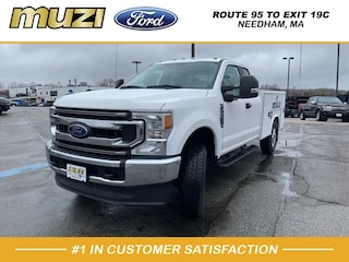 New 2020 Ford F-250 STX Truck Super Cab for sale near Boston MA at Muzi Ford