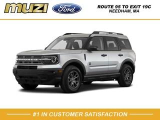 New 2021 Ford Bronco Sport Big Bend SUV for sale near Boston MA at Muzi Ford