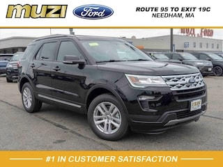 New 2018 Ford Explorer XLT SUV for sale in Needham MA