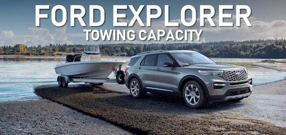2020 Ford Explorer Towing Capacity
