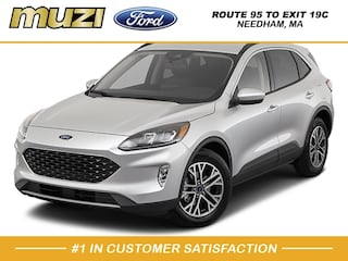 New 2020 Ford Escape SEL SUV for sale near Boston MA at Muzi Ford