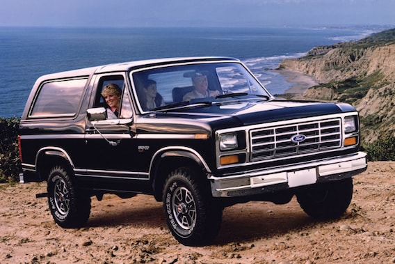 New 2020 Ford Bronco Release Date | At Muzi Ford serving