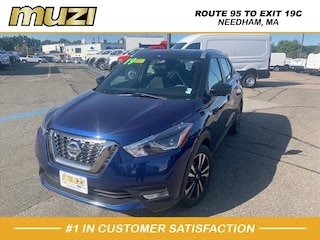 Used 2019 Nissan Kicks SR for sale near Boston at Muzi Ford