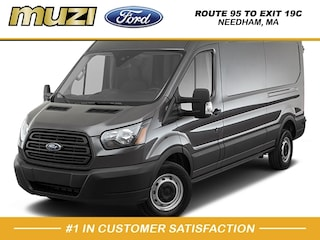 New 2019 Ford Transit Cargo 150 150  SWB Low Roof Cargo Van w/Sliding Passenger Si for sale near Boston MA at Muzi Ford