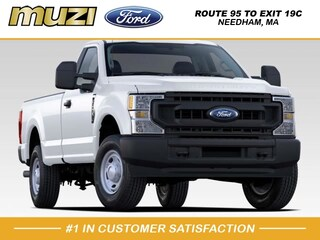 New 2020 Ford F-350 STX Truck Regular Cab for sale near Boston MA at Muzi Ford