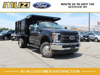2019 Ford F-350 Super Duty With Reading Landscape Body XL 4x4 XL  Regular Cab 145 in. WB DRW Dump