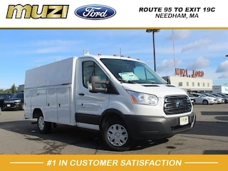 New 2018 Ford Transit 350 Reading CSV 350  138 in. WB SRW Cutaway Chassis for sale near Boston MA at Muzi Ford