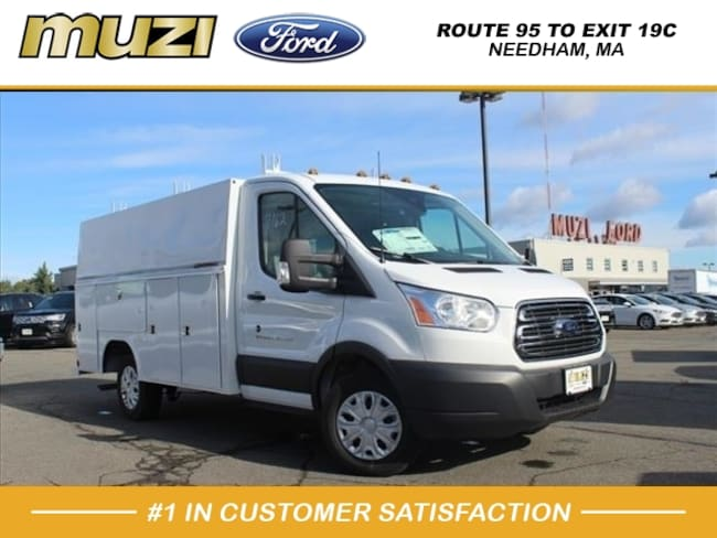 New 2018 Ford Transit 350 Reading CSV 350  138 in. WB SRW Cutaway Chassis for sale near Boston, MA at Muzi Ford