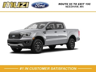 New 2020 Ford Ranger XLT Truck SuperCrew for sale near Boston MA at Muzi Ford