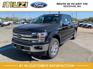 New 2020 Ford F-150 Lariat Truck SuperCrew Cab for sale in Needham MA