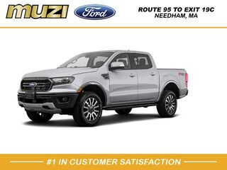 New 2020 Ford Ranger Lariat Truck SuperCrew for sale in Needham MA