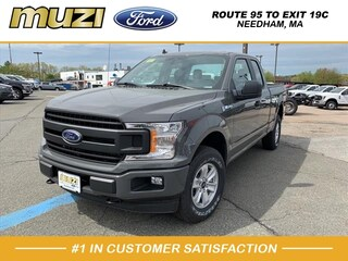 New 2020 Ford F-150 XL Truck SuperCab Styleside for sale near Boston MA at Muzi Ford