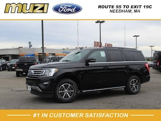 New 2019 Ford Expedition XLT SUV for sale near Boston MA at Muzi Ford