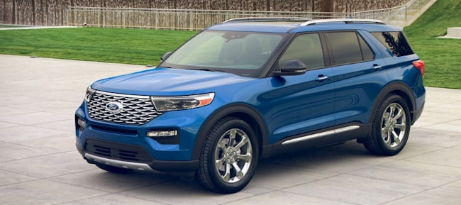 What Are The 2020 Ford Explorer Color Options Muzi Motors Inc