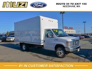 New 2019 Ford E-450 Cutaway Truck for sale near Boston MA at Muzi Ford