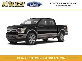 New 2020 Ford F-150 Truck SuperCrew Cab for sale near Boston MA at Muzi Ford