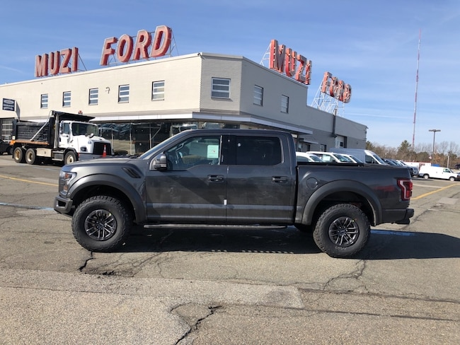 New 2020 Ford F-150 Raptor Truck SuperCrew Cab for sale near Boston, MA at Muzi Ford