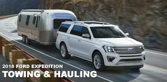 Expedition Towing Capacity >> 2018 Ford Expedition Towing Capacity Learn How Much Ford