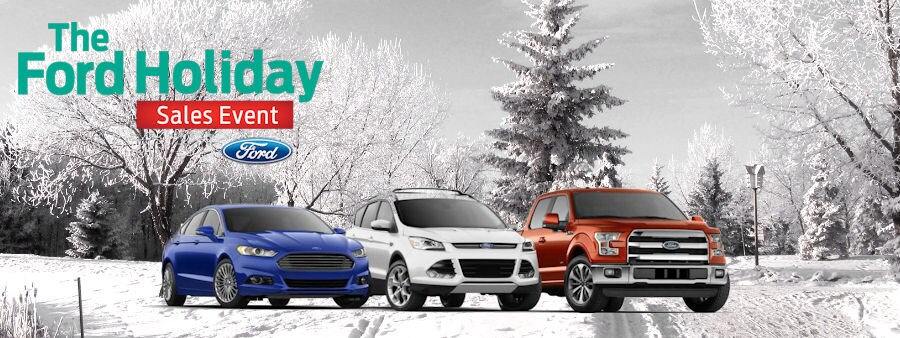 Ford Holiday Sales Event Lease Amp Finance Deals At Muzi